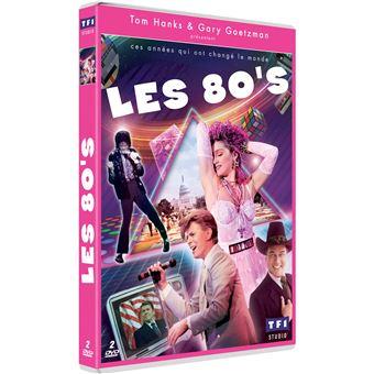 The EightiesLes Eighties DVD