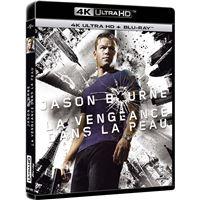Bourne La vengeance dans la peau Blu-ray 4K Ultra HD