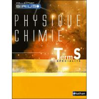 Physique-chimie term s special
