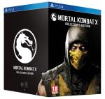Mortal Kombat X Collector PS4