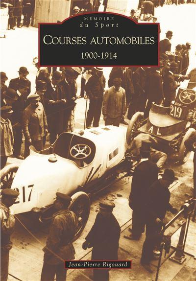 Le sport en 1900 Courses-automobiles-1900-1914