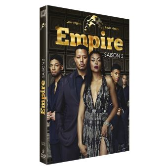 EmpireEmpire Saison 3 Coffret DVD