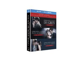 Cinquante nuances La Trilogie Coffret Collector Blu-ray