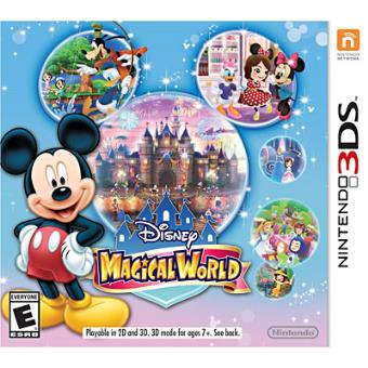 disney magical world 3ds jeux vid o achat prix fnac. Black Bedroom Furniture Sets. Home Design Ideas