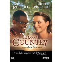 In my Country DVD