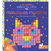 Mosaïques mystère - mini-boîte avec accessoires