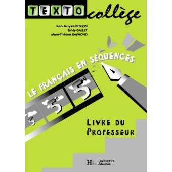 Texto College 5eme Francais En