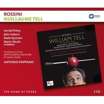GUILLAUME TELL/3CD