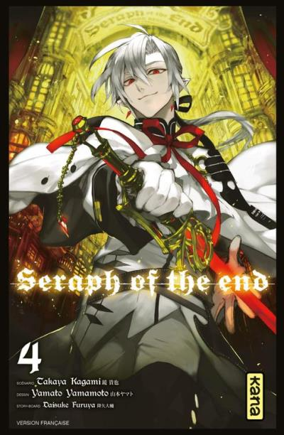 Seraph of the end - Tome 4 - 9782505052272 - 4,99 €