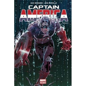Captain AmericaCaptain america marvel now