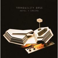 Tranquility Base Hotel & Casino Vinyle Gatefold Inclus un livret de 4 pages et un coupon MP3