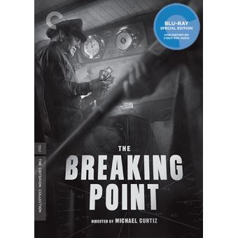The Breaking Point Blu-ray
