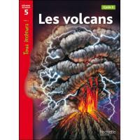 Volcans Niveau 5 - Tous lecteurs ! - Livre élève