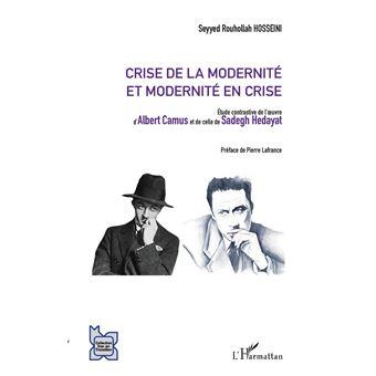 Crise de la modernite et modernite en crise etude contrastiv