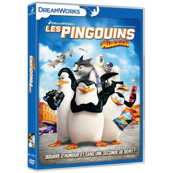 Les Pingouins de MadagascarPingouins de madagascar