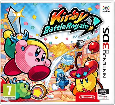 Kirby Battle Royal Nintendo 3DS
