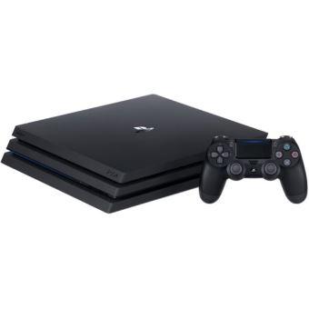 PS4 PRO 1 TB BLACK