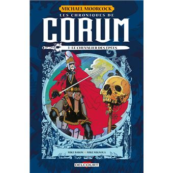Les Chroniques de CorumLe chevalier des épées