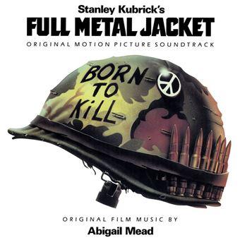 Full Metal Jacket Vinyle vert