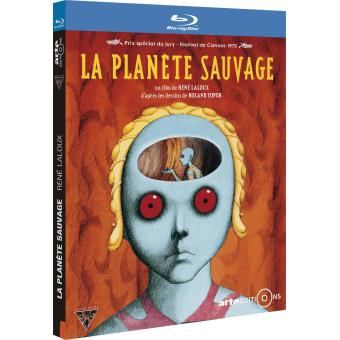 PLANETE SAUVAGE (VERSION RESTAUREE)-BLURAY-FR