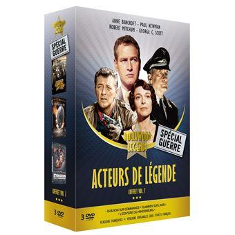 Acteurs de legende volume 7/evasion sur commande