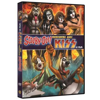 Scooby-DooScooby-Doo! rencontre avec KISS DVD