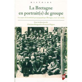 La Bretagne en portraits de groupe