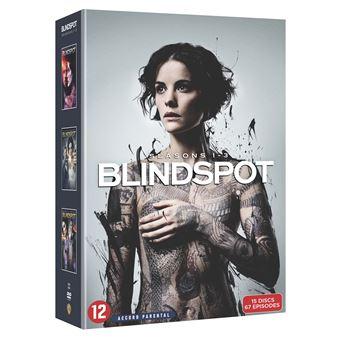 BlindspotCoffret Blindspot Saisons 1 à 3 DVD