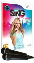 Pack Let's Sing 2016 Version Internationale Wii et 2 Micros