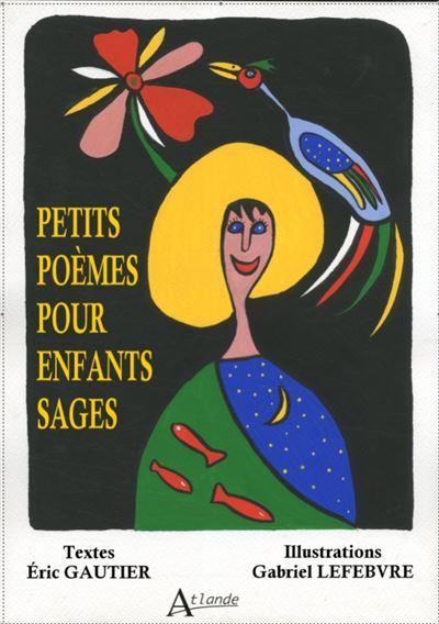 Petits poemes pour enfants sages