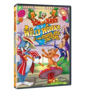 Tom et JerryTom & jerry: willy wonka and the chocolate factory-BIL