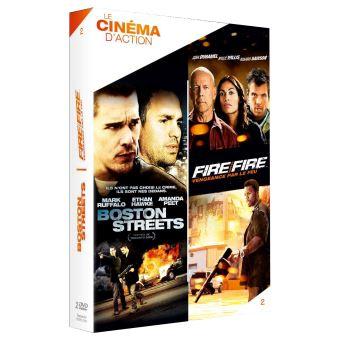 Coffret Le Cinéma d'Action Volume 2 DVD