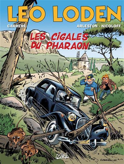 LEo Loden T24 - Les Cigales du Pharaon