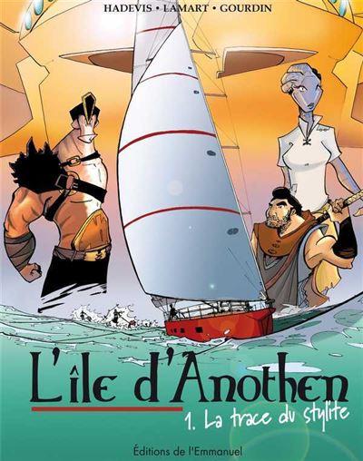 L'île d'Anothen