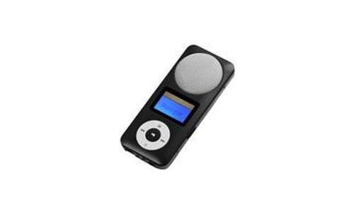 Lecteur MP3 MP MAN FIESTA2 2GB Bleu