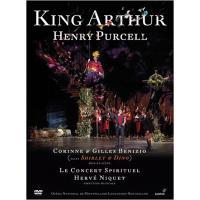 KING ARTHUR/OPERA DE MONT