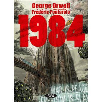 Votre dernière lecture et vos livres préférés - Page 2 1984-Orwell