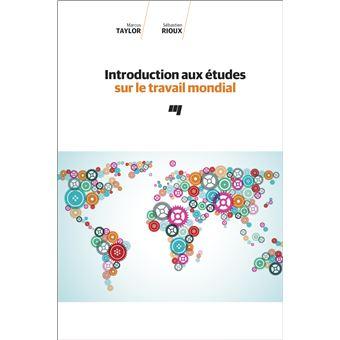 Introduction aux études sur le travail mondial