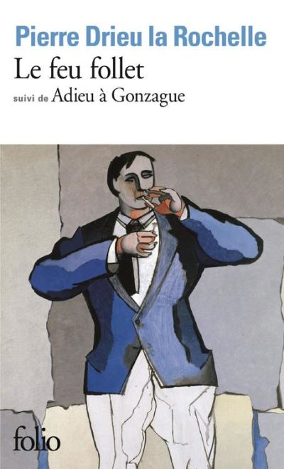 Le feu follet / Adieu à Gonzague - 9782072748783 - 5,99 €