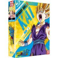 Dragon Ball Z Kai Partie 2 sur 4 Edition Collector Blu-ray
