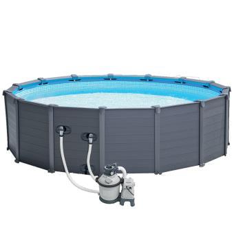piscine tubulaire famiflora