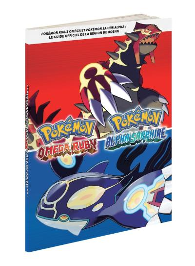 Guide Pokemon Rubis Omega et Saphir Alpha - Solution de jeu