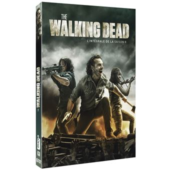 The Walking DeadThe Walking Dead Saison 8 DVD