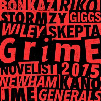 Grime 2015 (2CD+MP3/Poster)