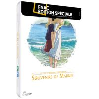 Souvenirs de Marnie Boîtier Métal Exclusivité Fnac Combo Blu-ray DVD