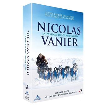Coffret Vanier DVD