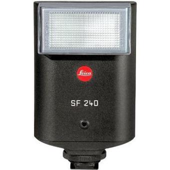 Flash Leica SF 24D, Noir