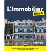 L'immobilier Pour les Nuls 4ème édition