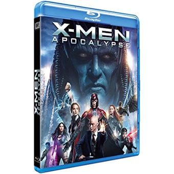 X-MenX-Men : Apocalypse Blu-ray