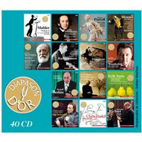 Les Indispensables de Diapason Volume 2 Coffret 40 CD